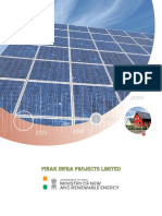 13 Kw Pinak Infra Projects Limited