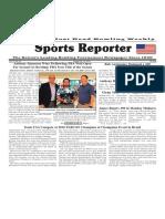 October 24 - 30, 2018  Sports Reporter