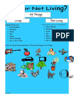 Classification Living Things