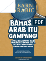Ebook bahasa Arab gampang