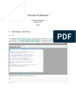 Tutorial RStudio