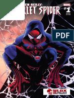 Ben Reilly Scarlet Spider 1