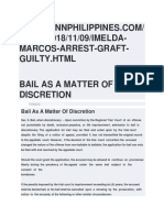 BAIL AS A MATTER OF DISCRETION.docx