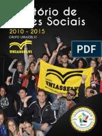 Relatório de ações sociais