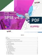 User Guide Spse 4.3 Kuppbj Versi 1