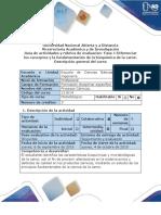 Guía de Actividades y Rúbrica de Evaluación-Fase 1-Diferenciar Los Conceptos y La Fundamentación de La Bioquímica de La Carne