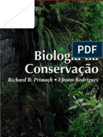 Biologia Da Conservac'a O-Editora Planta (2001)-Rodrigues, Efraim_ Primack, Richard B (1)