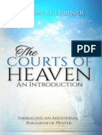 The Courts of Heaven an Introduction With Covers