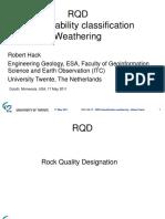 RQD Geology