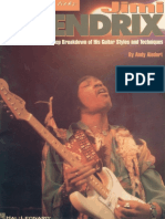 Jimi Hendrix - Guitar Signature Licks (Song Book).pdf