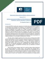 Informe Conflictividad Social - Flacso