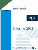 Latinobarómetro 2018