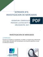 Ci.sesion 6. Investigacion de Mercado