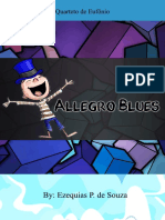 Alegro Blues for Tuba Quartet