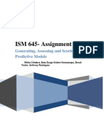 ISM Assignment 2