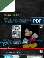 Walt Disney (VIDA Y ASPECTOS IMPORTANTES)