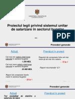 Prezentare Lege Sistem Unitar de Salarizare