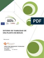 Est Viabilidad Pta Biogas Europa