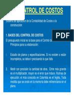 2-5 Presentacion 4 -Control de Costos