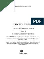 Formularios de Contratos tomo II. Diego Barros Aldunate..doc