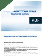 Modelos Osi y Tcp Ip en Las Redes de Datos