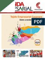 Revista Agenda Empresarial Casanare
