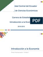 Introducción a La Economía 2018 2