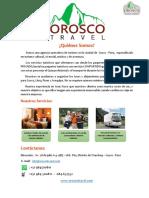 Cusco Ecologico, 5d y 4n (1)