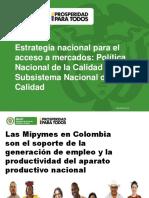 Present Ac i on de Ls Nca Colombia