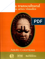 Colombres, Adolfo. Teoría Transcultural de La s Artes Visuales