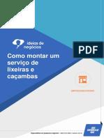 Caçambas SEBRAE - Extra