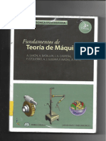 Fundamentos Teoría Máquinas. Simón, Bataller, Cabreara, Ezquerro, Guerra, Nadal, Ortiz 3 2009