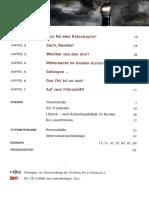 Untersuchungen in Travemünde - Buch