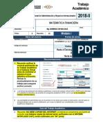 Trabajo Academico - Matematica Financiera 2018 II