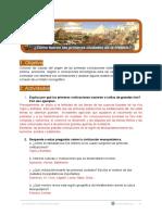 Actividades Civilizaciones Fluviales SOLUCIONARIO 1º ESO