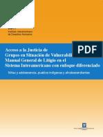 Acesso a la Justicia Grupos Vulnerables..pdf