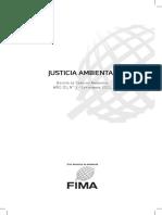 Artículo FIMA - Carga Ambiental en DIA