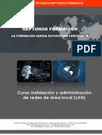 Curso Instalacion y Administracion de Redes de Area Local - Neptunos Formacion