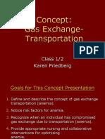 Gas Exchange-Transportation F17