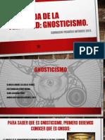 Búsqueda de La Felicidad, Gnosticismo