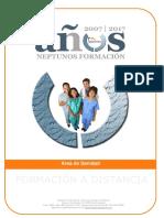 Curso Especialista en Aparatos Ortodoncicos Removibles - Neptunos Formacion