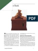 Manual de Figuras de Madera