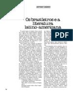 CANDIDO, Antonio. Os Brasileiros E A Literatura Latino-Americana.pdf