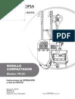 Manual de operación y partes PR8HA.pdf