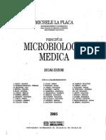 Principi Di Microbiologia Medica 10ed - La Placa - Esculapio