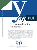 Revista Ayer, Nº90 - Nacionalizacion de España