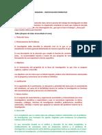 ESQUEMA Inestigacion Formativa 2 UNIDADES