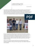 Realiza CMT sexta edición del SuperTech