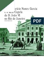 Bernardes Jose Mauricio e a Real Capela de D Joao VI No Rio de Janeiro Mre000138
