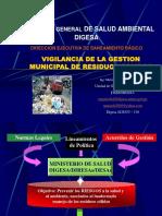 EXPOSICIÓN VIGILANCIARESIDUOS AREQUIPA